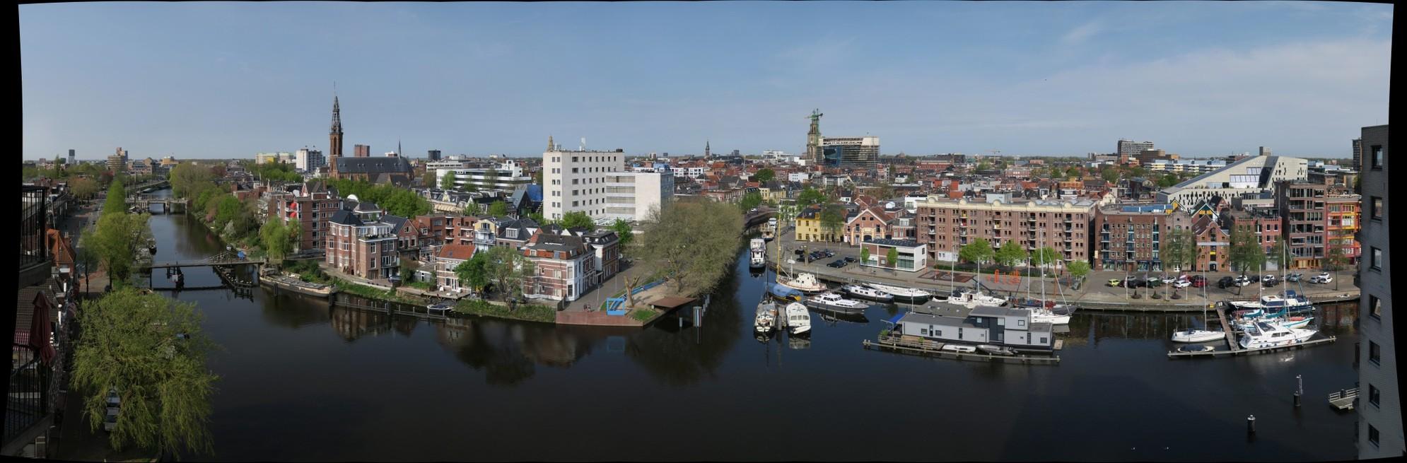 Groningen 22-04-2018