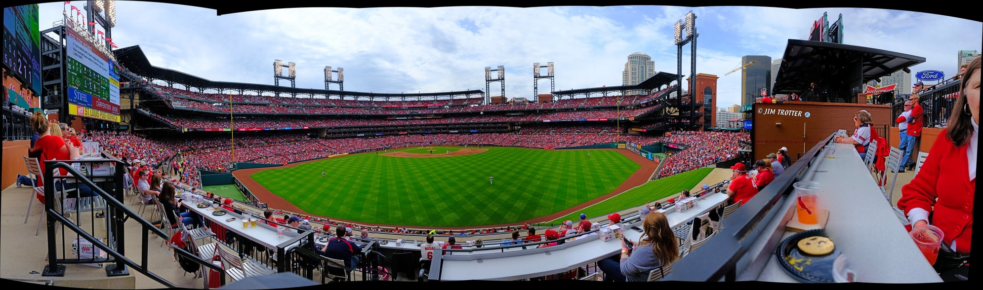 Busch Stadium-St Louis