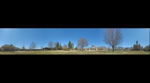 Hillsdale College Quad