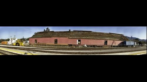 The Mill, Santa Paula  Gigapan #2 in the Series