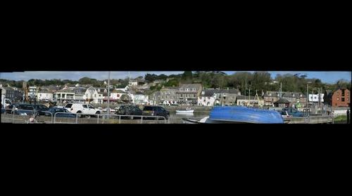 Padstow Harbour 1