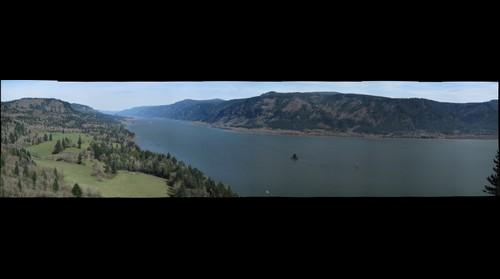 Cape Horn along Columbia River Gorge