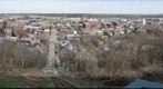 Dubuque from Fenelon Place Elevator