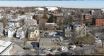 North View from Barus & Holley Bldg, Brown University, Providence, RI, USA