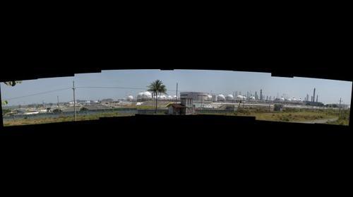 Complejo Petroquímico Morelos (Morelos Petrochemical Complex) -- Coatzacoalcos, Veracruz, México)