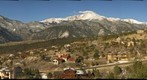Pikes Peak from Cedar Heights