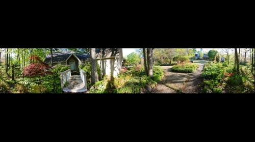 My Parents Front Garden 360 Degree View