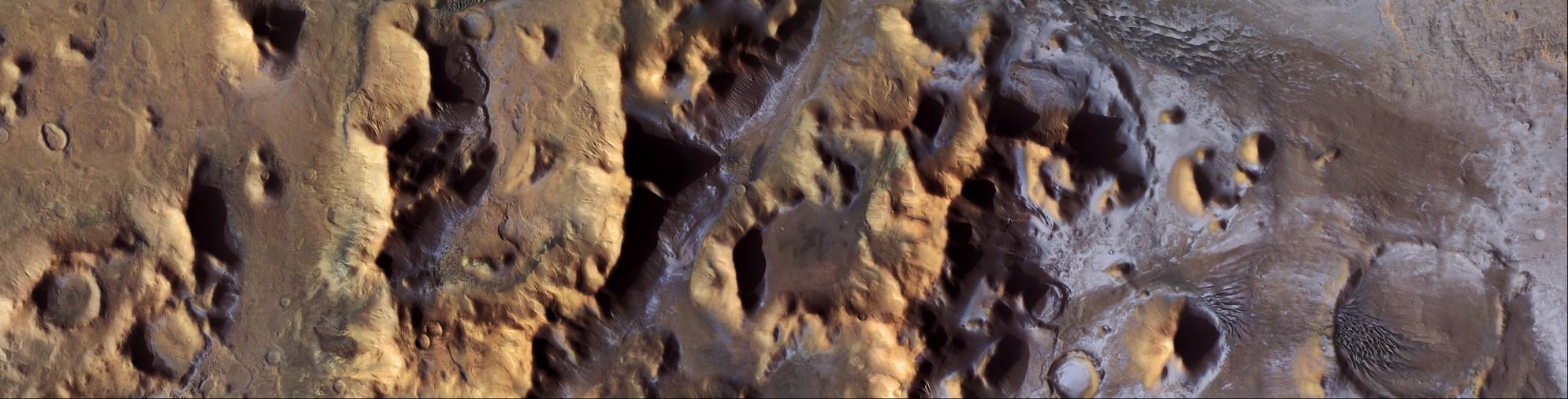 Mars Express - 20160126 HRSC Orbit C839