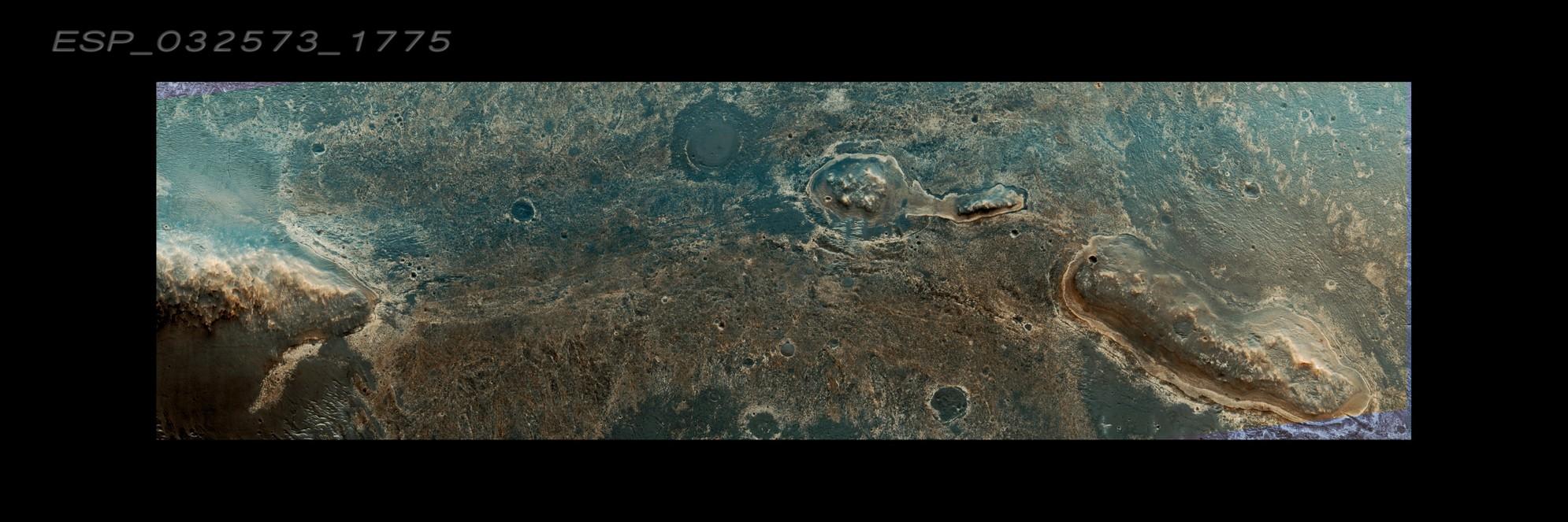 NASA - MRO 'HiRISE' : ESP_032573_1775_RGB