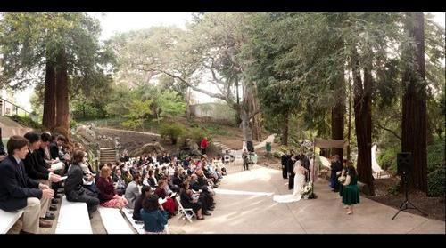 J&H's Wedding Ceremony at Piedmont Community Hall