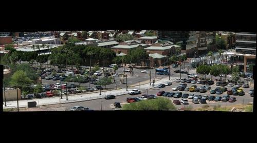 Palms Parking Lot
