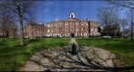whereRU: Old Queens Quad in Spring