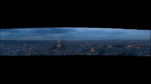 Paris Panorama 2