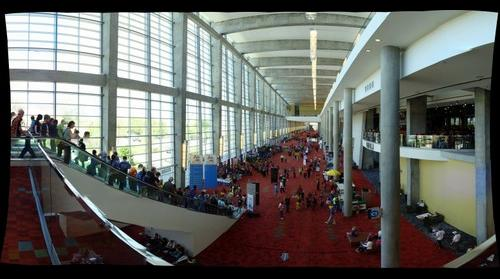FIRST Robotics Competition - Main Hall - Atlanta Georgia