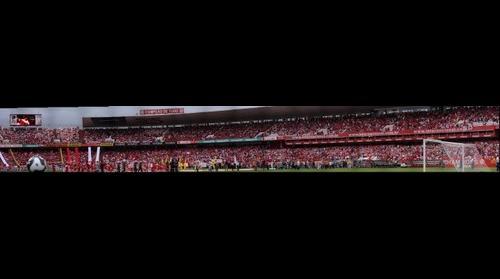 SuperFOTO do jogo Inter x Caxias - Estadio Gigante da Beira Rio - Porto Alegre - Brasil