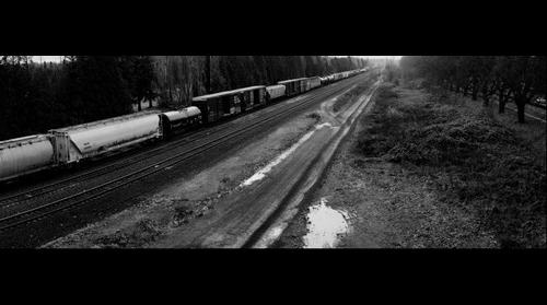 Railroads in the Morning