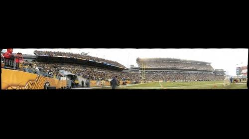 Heinz Field, Home of the Pittsburgh Steelers