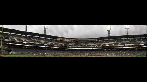 PNC during a thundershower