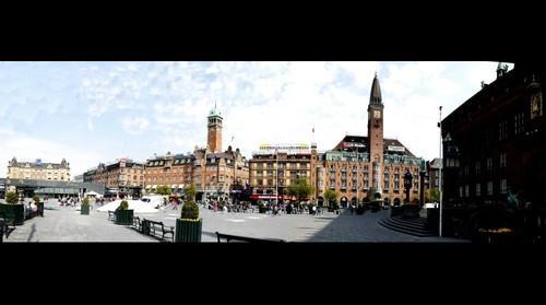Radhuspladsen, Copenhagen