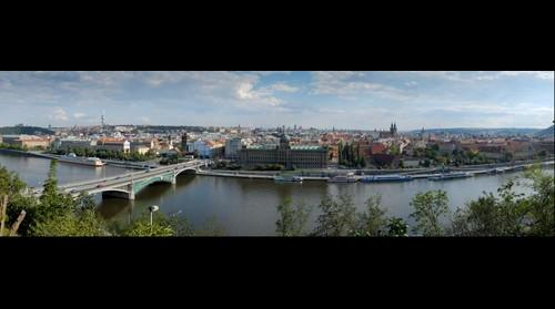 Prague from Letna I