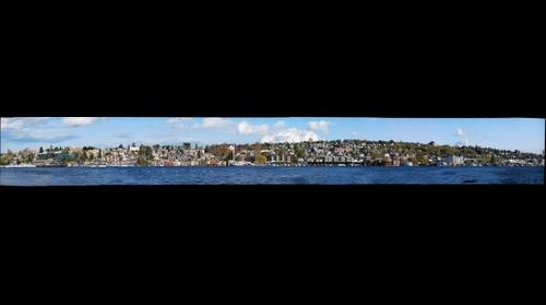 Eastlake from Gasworks Park