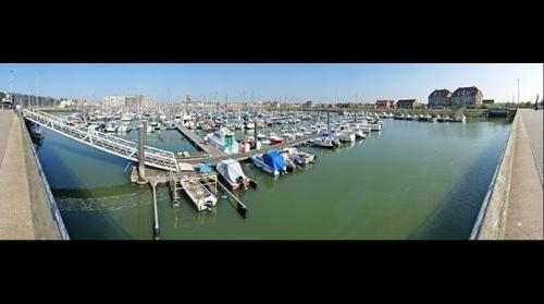 Yacht Harbour of Blankenberge