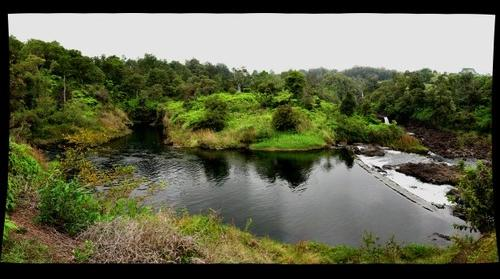 Wailuku River above Hilo