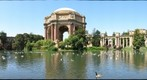 Palace of Fine Arts - Rotunda, colonnade and lagoon