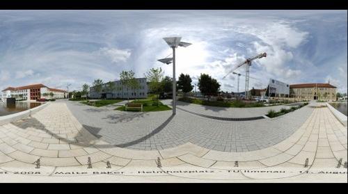 Helmholzplatz Ilmenau