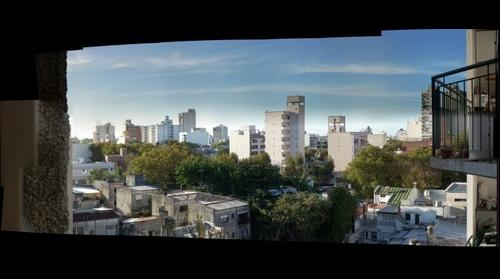 Vista desde mi habitación en La Plata