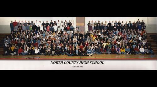 North County High School, Class of 2002