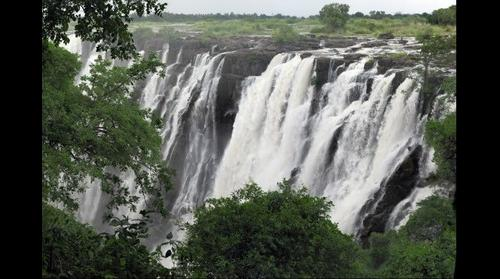 Victoria Falls Classic View