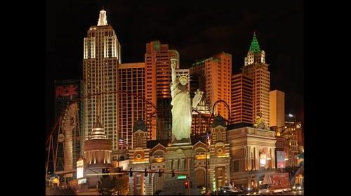 New York New York Hotel & Casino Las Vegas Nevada