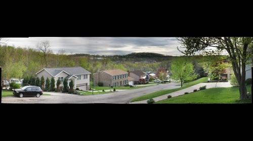 A Valley in Jefferson HIlls