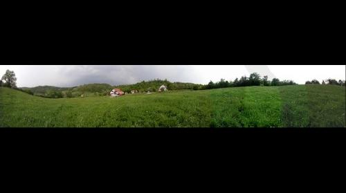 Panorama Tuzla Krizani 1. Maj