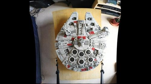 Lego Ultimate Collector's Millenium Falcon
