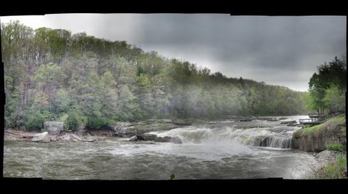 Ohiopyle Falls (Alternate View)