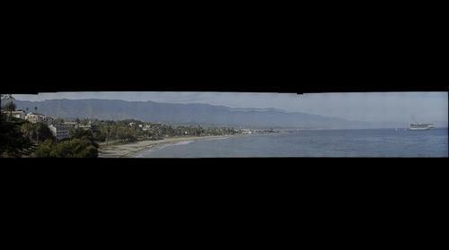 Santa Barbara ocean view