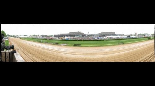 Kentucky Derby 135 at Churchill Downs in Louisville