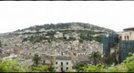 View of Modica (Italy) from Saint George