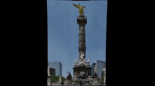 Angel de la Independencia (The Angel of Independence -- Victory Column), Mexico