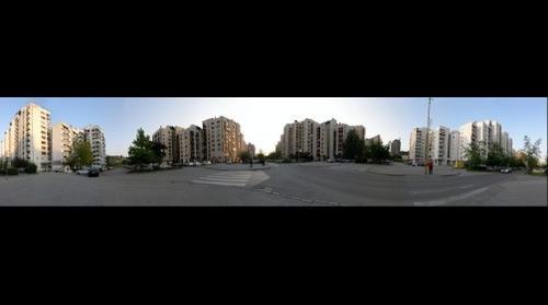 Panorama Tuzla Sjenjak