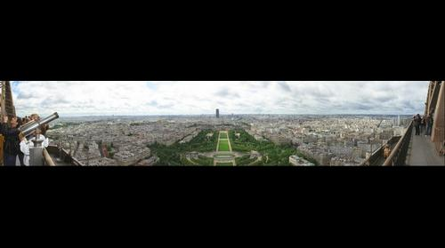Paris Panoramic, Eiffel Tower