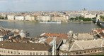View from Buda Castle, budapest