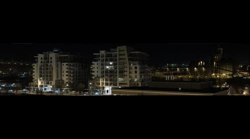 Pearl Waterfront at Night