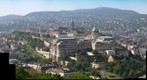View from Citadela, budapest -&amp;gt; Buda castle