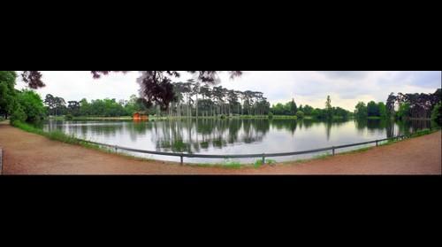 Lac Supèrieur, Paris