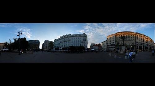 Vorosmarty Square, Budapest