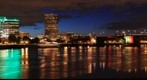 Portland Night Skyline 2