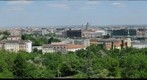 Budapesti panormakp a gellrthegyi vztroz tetejrl